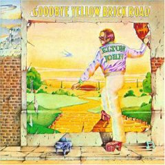 elton john yellow brick road drawing