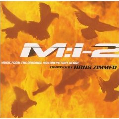 Álbum Mission Impossible 2: Music From The Motion Picture Score (2000 Film)