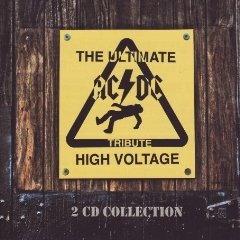 AC/DC - High Voltage Box: The Ultimate AC/DC Tribute