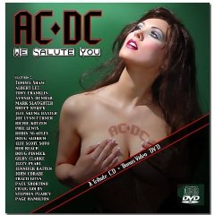 Álbum AC/DC We Salute You