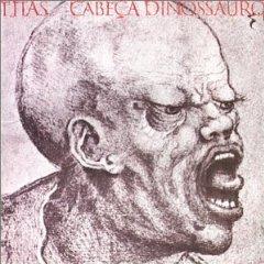 Álbum Cabeça Dinossauro