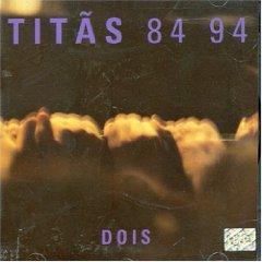 Álbum Titãs 84 94 Dois