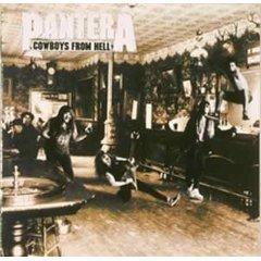 Álbum Cowboys from Hell
