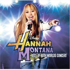 Álbum The Best of Both Worlds Concert (CD + DVD)