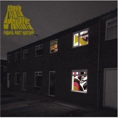 Álbum Favourite Worst Nightmare