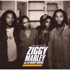 Álbum Best of Ziggy Marley & the Melody Makers