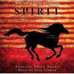 Álbum Spirit: Stallion of the Cimarron