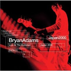 Bryan Adams - Live at the Budokan (CD & DVD)