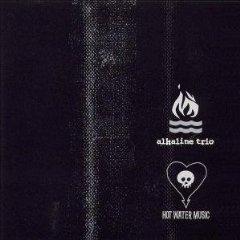 Álbum Alkaline Trio/Hot Water Music [Split CD]