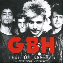 Álbum Dead on Arrival: A Punk Rock Anthology