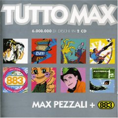 Álbum Tutto Max: Greatest Hits