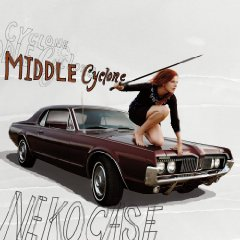 Álbum Middle Cyclone