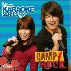 Álbum Disney Karaoke Series: Camp Rock