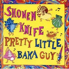 Álbum Pretty Little Baka Guy/Live in Japan