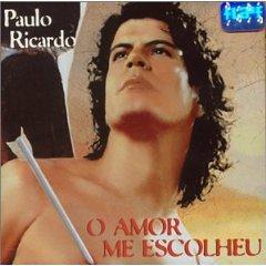 Álbum O Amor Me Escolheu
