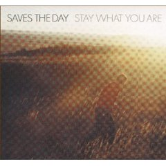 Álbum Stay What You Are