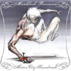 Álbum Matchbook Romance / Motion City Soundtrack