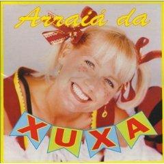 Álbum Arraia Da Xuxa