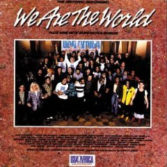 Álbum We Are The World: U.S.A For Africa