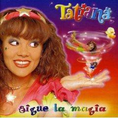 Álbum Sigue la Magia