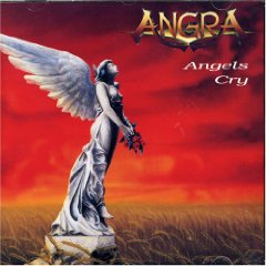 Álbum Angels Cry
