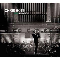 Álbum Chris Botti in Boston (CD/DVD)