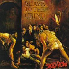 Álbum Slave to the Grind