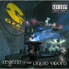Álbum Legend of the Liquid Sword