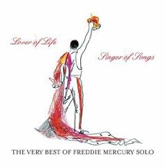 Álbum Lover Of Life, Singer Of Songs: The Very Best Of Freddie Mercury Solo (2CD)