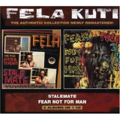 Álbum Stalemate/Fear Not for Man