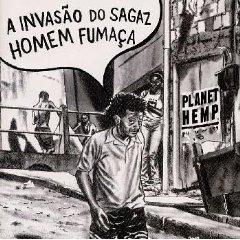 Álbum A Invasão do Sagaz Homem Fumaça