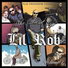 Álbum Best of Lil Rob, Vol. 1
