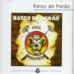 Álbum Anarkophobia/Brasil