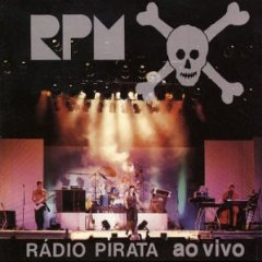�lbum Radio Pirata: Ao Vivo