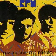 Álbum Revolucoes por Minuto