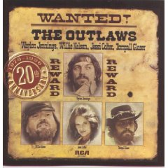Álbum Wanted! The Outlaws