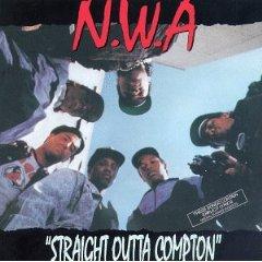 Álbum Straight Outta Compton