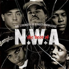 Álbum NWA: The best of N.W.A - The Strength Of Street Knowledge