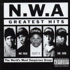 Álbum N.W.A. - Greatest Hits