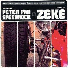Álbum Peter Pan Speedrock/Zeke