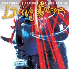 Álbum Everything Is Possible: The Very Best of Living Colour