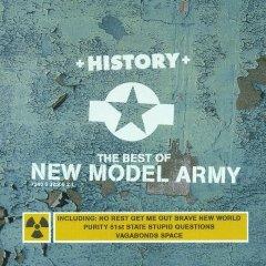 Álbum History: The Best of New Model Army