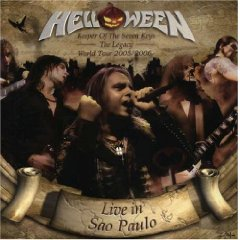 Álbum Keeper Of The Seven Keys: The Legacy World Tour - Live In Sao Paulo (2CD)