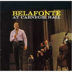 Álbum Belafonte at Carnegie Hall