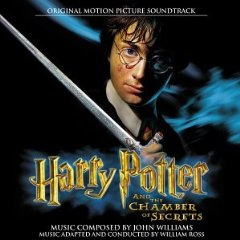 Álbum Harry Potter and the Chamber of Secrets