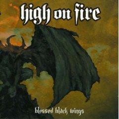 Álbum Blessed Black Wings