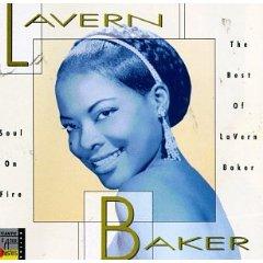 Álbum Soul on Fire: The Best of LaVern Baker
