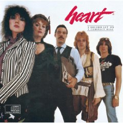 Álbum Heart Greatest Hits: Live