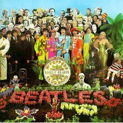 Álbum Sgt. Pepper's Lonely Hearts Club Band