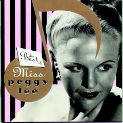 Álbum The Best of Miss Peggy Lee
